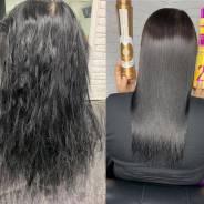 Нанопластика, кератин, ботокс волос