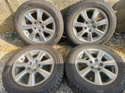 Toyota. Комплект Зимних колес Dunlop DSX-2 215/60R16 (4шт)