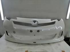 Бампер передний на Toyota Ractis NCP125, NCP120, NSP120