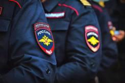 Полицейский. УМВД России. Улица Военное шоссе 24