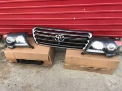 Фара оригинал Toyota LAND Cruiser 200 202 12-15г Brownstone
