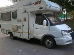 Купава ГАЗ. Продается автодом, (трайлер по ПТС),, 2 500куб. см.