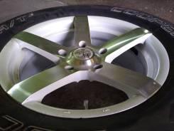 """Sakura Wheels. 8.5x18"""", 5x150.00, ET35, ЦО 110,1мм."""