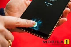 Vivo X21 UD. Новый, 128 Гб, Красный, Черный, 3G, 4G LTE, Dual-SIM, Защищенный