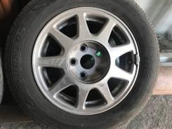 """Колёса оригинал Toyota Mark2. 6.0x15"""" 5x114.30 ET45"""