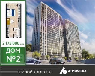1-комнатная, улица Стрелковая 18а. Фадеева, застройщик, 25,0кв.м.