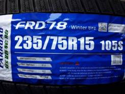 Farroad FRD78. зимние, без шипов, 2019 год, новый