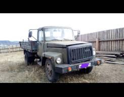ГАЗ 3307. Продаётся газ 33-07, 4 250куб. см., 3 200кг., 4x2