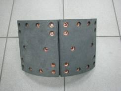 Тормозная колодка в сборе задняя A7 AZ9231342070