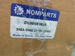 ГБЦ Hyundai 22100-27400 D4EA-D4EB