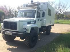 ГАЗ-33081. Газ 33081 Садко, Автомобиль мастерская 2012г, 4x4