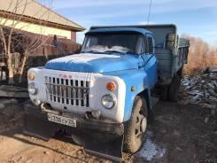 ГАЗ 3507. Продается грузовик Газсаз3507, 5 000куб. см., 5 000кг., 6x4
