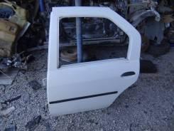 Дверь задняя левая Renault Logan