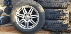 Зимние Колеса Dunlop Winter Maxx 215/60R16, диски Sibilla R16 5х114.3