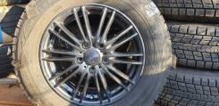 Зимние Колеса Dunlop Winter Maxx 215/65R16, Weds Velva R16 5х114.3