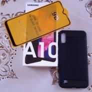 Samsung Galaxy A10. Новый, 32 Гб, Черный, 4G LTE, Dual-SIM