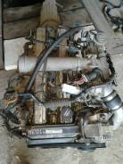 Двигатель 1ggze полный свап с акпп