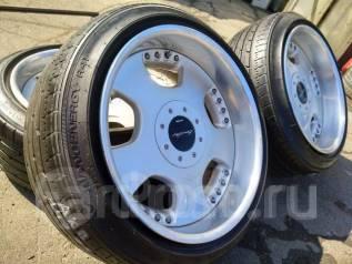 "Продам колёса custom Work Euroline с шинами Toyo NanoEnergy. 8.0/9.0x17"" 5x114.30 ET5/20"