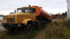 "Краз 6443. Седельный тягач ""КРАЗ 6443"", 28 000кг., 6x6"