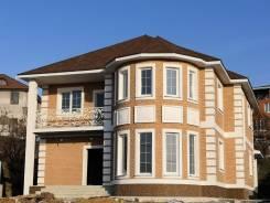 Продам новый красивый дом. Улица ст Глобус 10, р-н Углового, площадь дома 246,5кв.м., скважина, электричество 15 кВт, отопление электрическое, от ча...