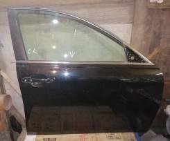 Дверь передняя правая черная цвет 202 Toyota Camry ACV40 2006-2011