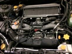 Двигатель в сборе EJ205 мех дроссель Forester SG бп РФ