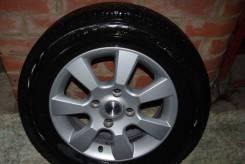 "Продам колеса бу. 6.5x15"" 4x114.30 ET45 ЦО 66,1мм."