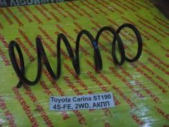 Пружина Toyota Carina Toyota Carina 1992.10, левая передняя