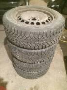 Шипованые колеса Nordman 4 215/60 R16 + диски 5х112 VW