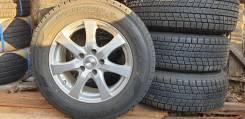 Зимние Колеса Dunlop Grandtrek SJ7 215/65R16, дискиPRD R16 5х114.3 +35