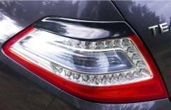 Накладка на фару. Nissan Teana, J32, J32R, PJ32 QR25DE, VQ25DE, VQ35DE