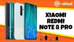 Xiaomi Redmi Note 8 Pro. Новый, 128 Гб, Серый, 3G, 4G LTE, Dual-SIM