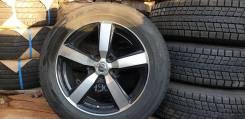 Зимние колеса Dunlop DSX-2 215/60R17 с дисками Enkei Smack 5x114.3 +38