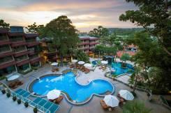 Таиланд. Пхукет. Пляжный отдых. Пляж Ката! Уютный курортный отель Chanalai Flora Resort, 2 бассейна!