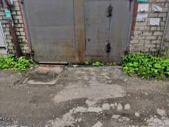 Гаражи кооперативные. улица Борисенко 104а, р-н Тихая, 18,0кв.м., электричество, подвал. Вид снаружи