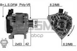 Генератор. Ford: Escort, Scorpio, Focus, Ka, Transit, C-MAX Alfa Romeo 155, 167