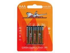 Батарейка LR03/ААА Airline AAA04, шт
