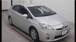 Правая передняя дверь Toyota Prius ZVW30 2009, цвет 1F7