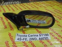 Зеркало электрическое Toyota Carina Toyota Carina 1992.10, правое переднее