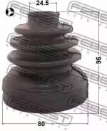 Пыльник ШРУСа внешний Hyundai Sonata YF 2010-2014 1215-YFT Febest 1215YFT 1215YFT