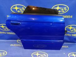 Дверь задняя правая на Subaru Legacy BH BE