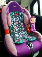 Накидка с подогревом на детское кресло
