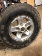 Запасное колесо Land Rover Defender