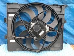 Вентилятор охлаждения радиатора. BMW: 1-Series, 3-Series, 4-Series, 2-Series, 3-Series Gran Turismo B58B30O0, B58B30, B48B20, B38B15, B58B30M0