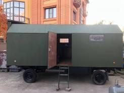 Чкаловский завод. Транспортный модуль для исследований