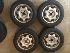 Продам зимние колёса 165/70/R14, 4x100