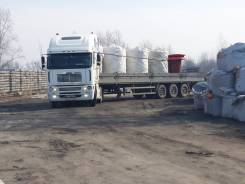 Freightliner Argosy. Тягач сцепка, 11 000куб. см., 30 000кг., 6x4