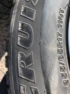 Bridgestone Ice Cruiser 5000. зимние, шипованные, 2008 год, б/у, износ 10%
