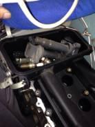 Двигатель 1KR-FE В разбор 2007г Vitz . Yares в очень хорошем состоянии