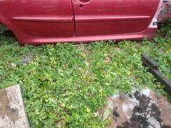 Порог кузовной. Peugeot 206